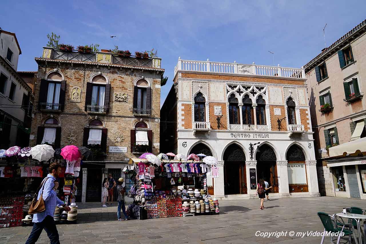 Teatro Italia Venedig