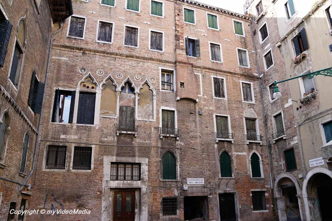 Venedig abseits der Touristenpfade