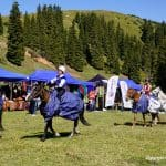 Summer Festival in Jyrgalan Valley