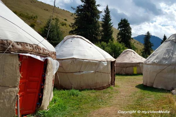 Kara-Kyz Yurt Camp