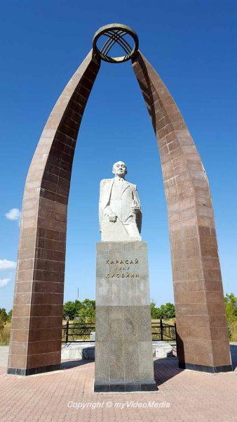 Monument Karasai Ulu Kuseiin