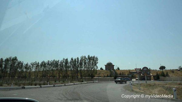 Safari Yurt Camp to Samarkand