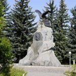 Przhevalsky Memorial Park