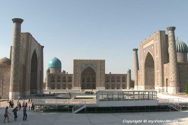 Registan in Samarkand