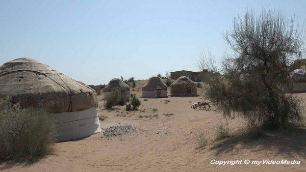 Safari Jurtencamp