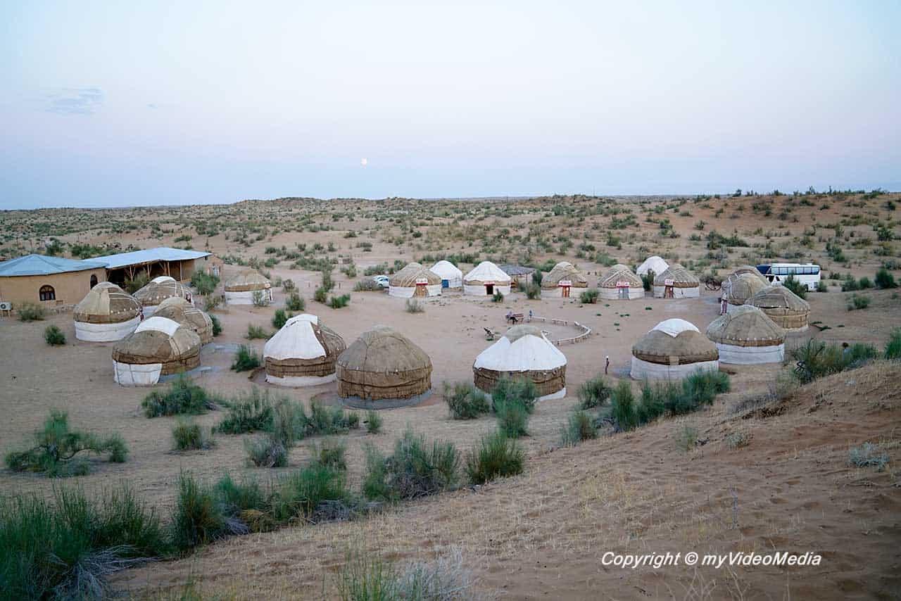 Safari Yurt Camp Uzbekistan