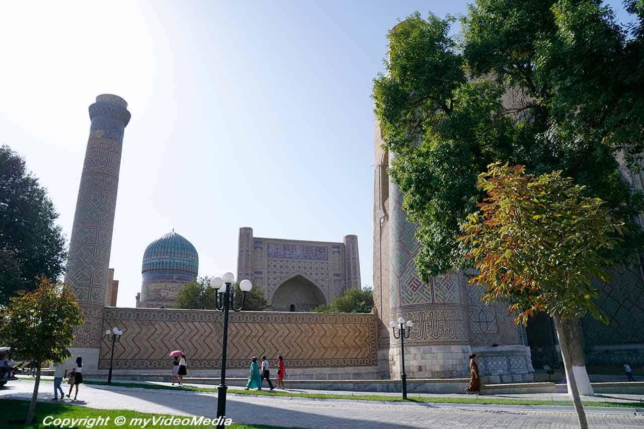 Bibi-Chanum-Moschee