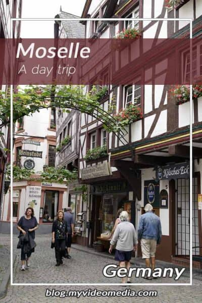 Day trip to the Moselle