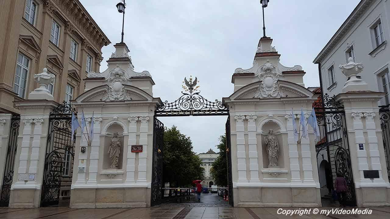 Universität Warschau