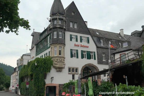 A day trip to the Moselle - Travel Video Blog