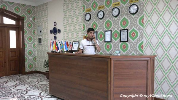 Samarkand Travel Hotel