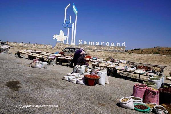 Shahrisabz to Samarkand