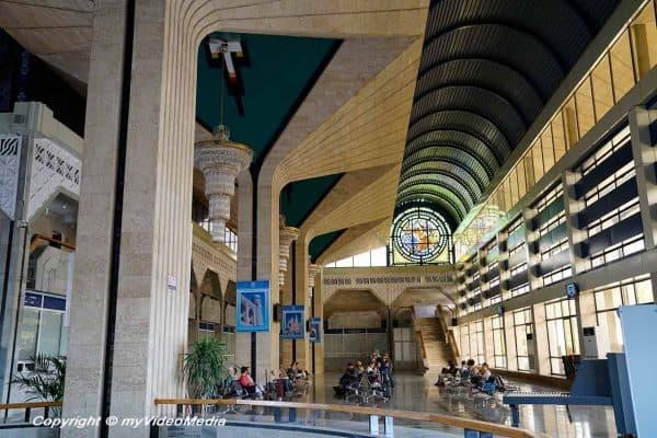 Railway Station Samarkand