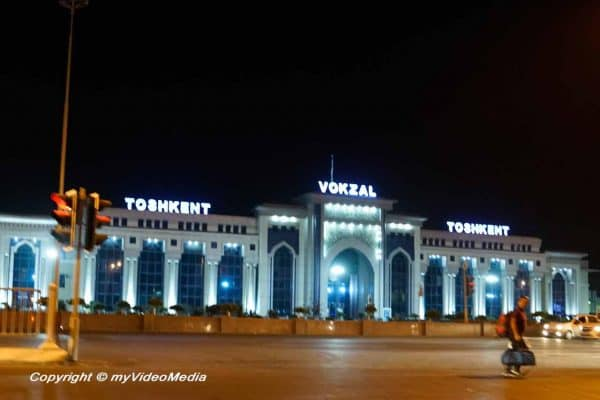 Railway Station Tashkent