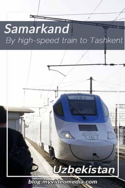 high-speed train-to Tashkent