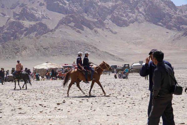 Murghab Horse Festival