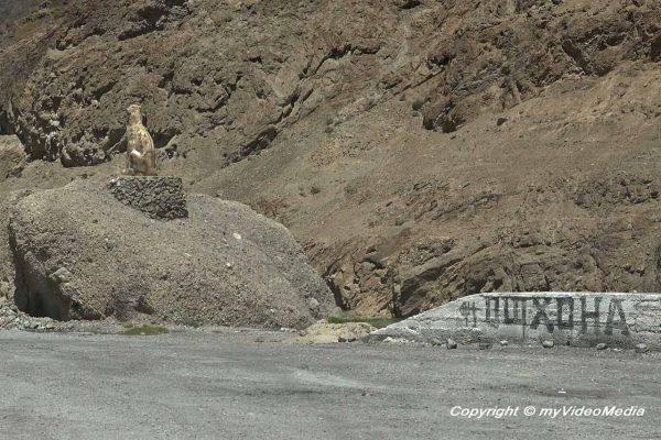 Nayzatash Pass Tadschikistan