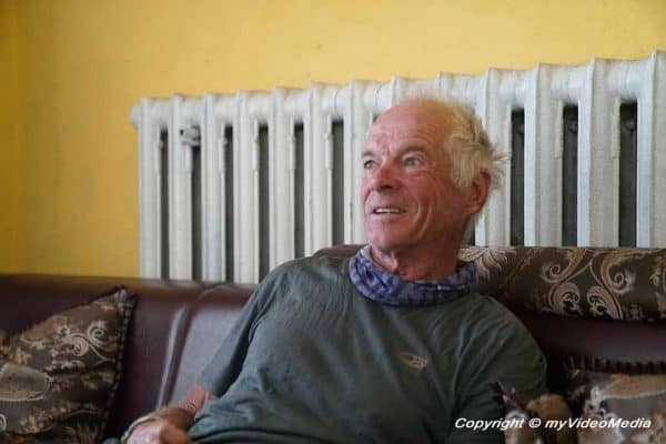 Nigel Smith in Murghab