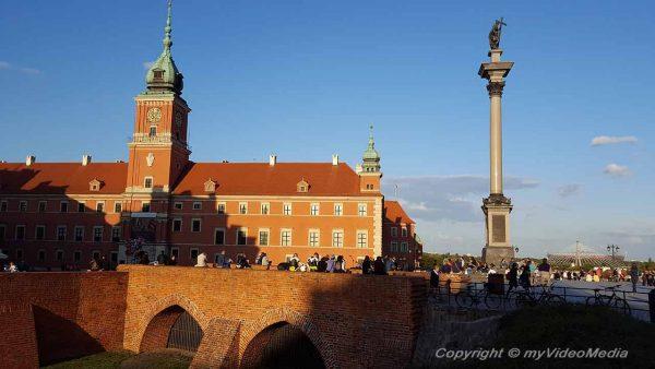 Warschauer Schloss