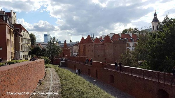 Warsaw-City-Wall