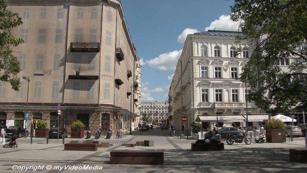 Auf der Suche nach dem Warschauer Ghetto - Polen