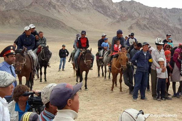Preisverleihung Murghab Horse Festival