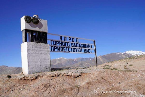 Abreise Tadschikistan