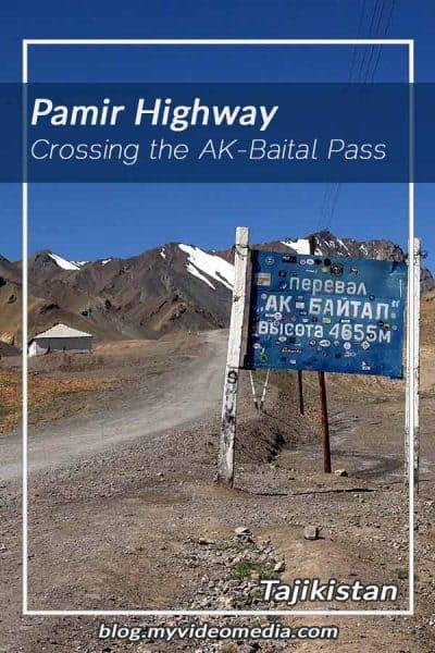 Crossing the AK-Baital Pass