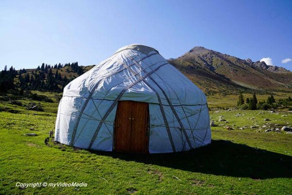Eki-Chat Yurt Camp