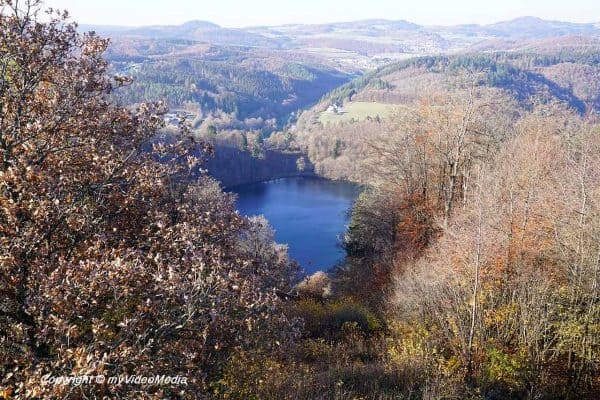The Eifel and Siberia