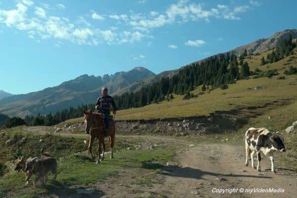 Jyrgalan Tal nach Eki Chat