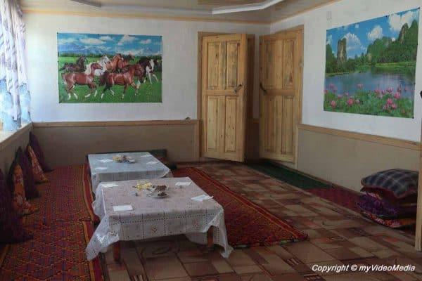 Karakul Homestay