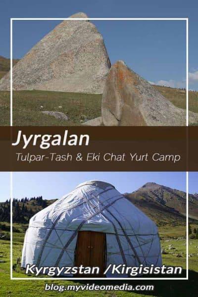 Tulpar-Tash und Eki Chat Jurtcamp