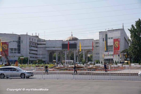 Landwirtschaftsministerium Bischkek