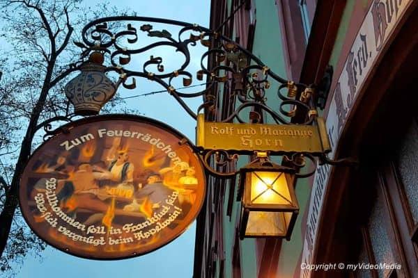 Inn Feuerraedchen Frankfurt