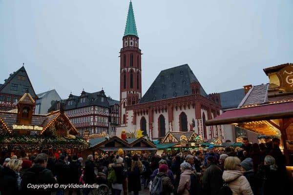 Christmas-Market Frankfurt