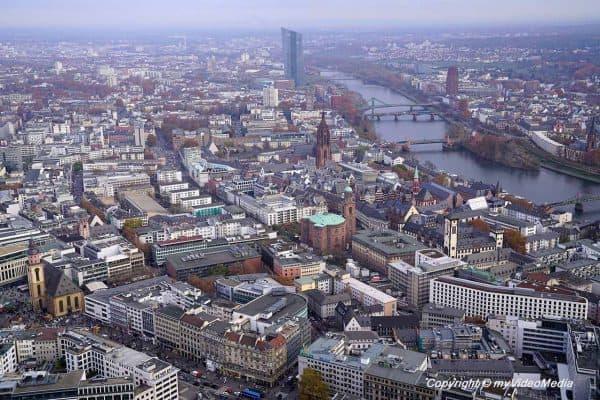View of Frankfurt