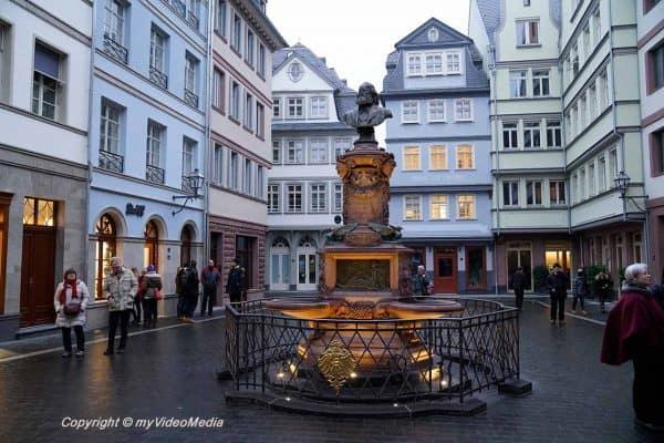 Friedrich-Stoltze Fountain