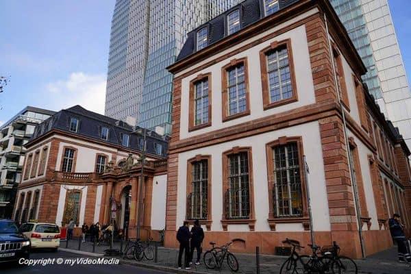 Palais Thurn und Taxis Frankfurt