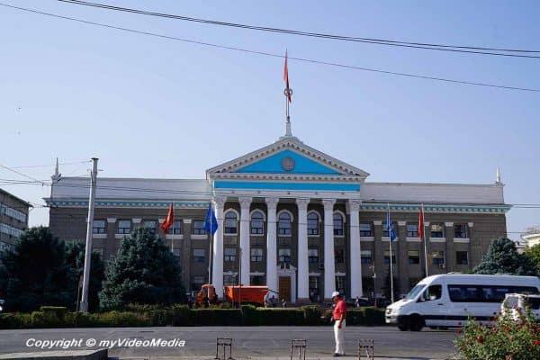 City Hall Bishkek