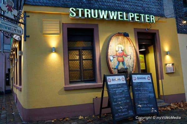 Struwwelpeter inn Frankfurt