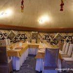 Abendessen Supara Ethno Komplex
