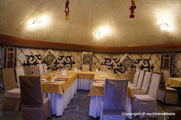 Dinner at Ethno-Complex Supara