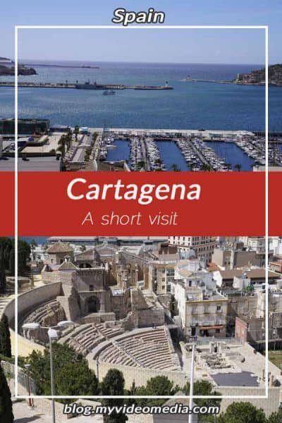 A short visit to Cartagena