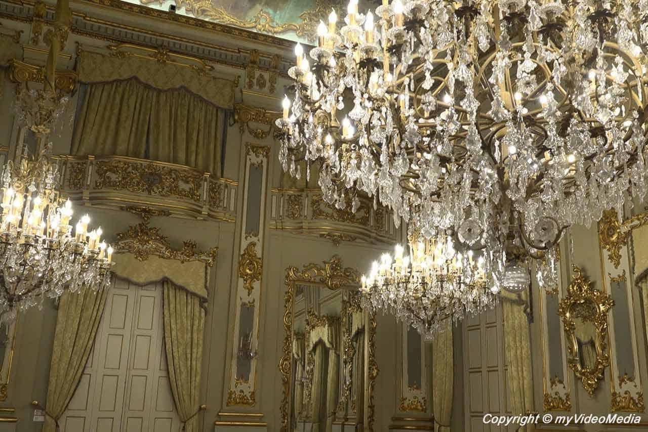 Ballsaal Real Casino Murcia