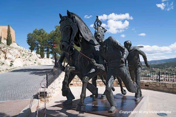 Monument Caballos del Vino