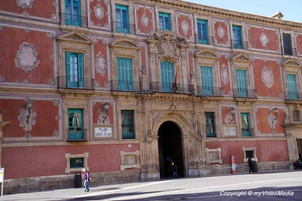 Episcopal Palace Murcia