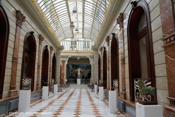 Zentrale Galerie Real Casino