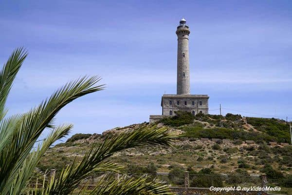 Cabo de Palo lighthouse