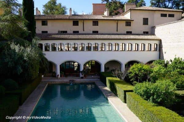 Visiting the Monastery Museum Santa Clara la Real